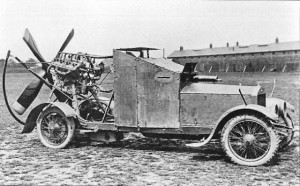 1915 Sizaire-Berwick Wind Wagon