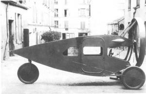 """Hélica 1914 """"Hélicocycle"""""""