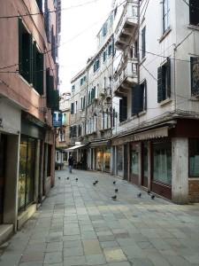 Salizada dei Greci a Venezia [CC-BY-SA-3.0]