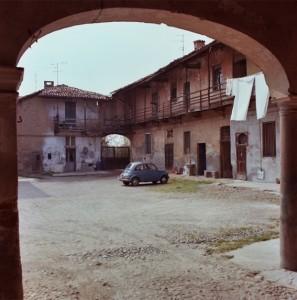 Cascina a corte lombarda a San Giorgio su Legnano