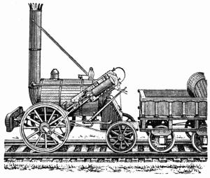 Rocket di Stephenson