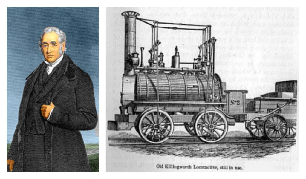 "George Stephenson e la ""Butcher"""