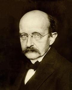 Max Planck nel 1933