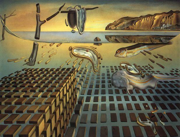Disintegrazione della persistenza della memoria