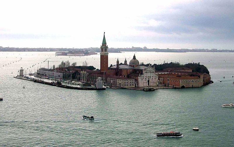 San Giorgio Maggiore, Venezia