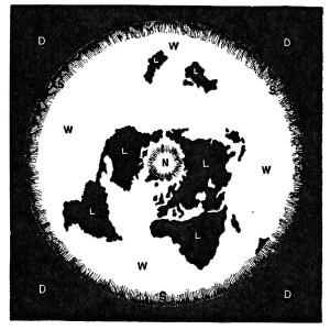 Rowbotham's_flat_Earth_map