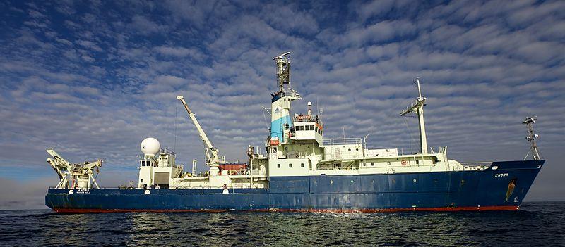 RV Knorr Groenlandia 2011