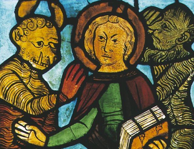 L'Anticristo: St.Marien, Francoforte