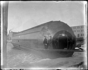 Knapps-roller-ferry
