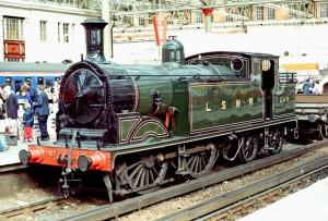 Locotender M7 Class LSWR
