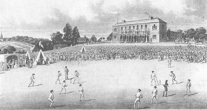 Darnall Cricket Ground