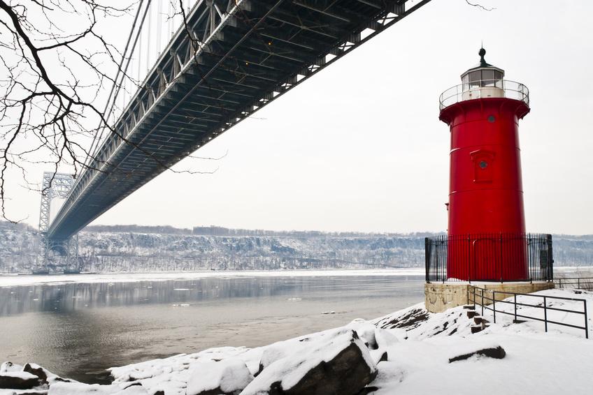 Jeffery's Hook lighthouse