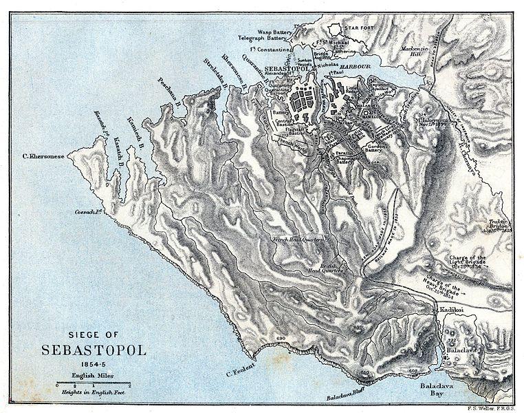 Crimea 1854-1855
