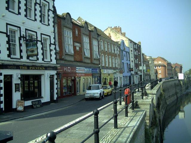 West Quay, Bridgwater