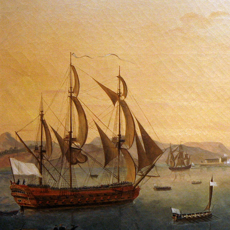 White_ensign_Battle_martinique_1779_img_9388