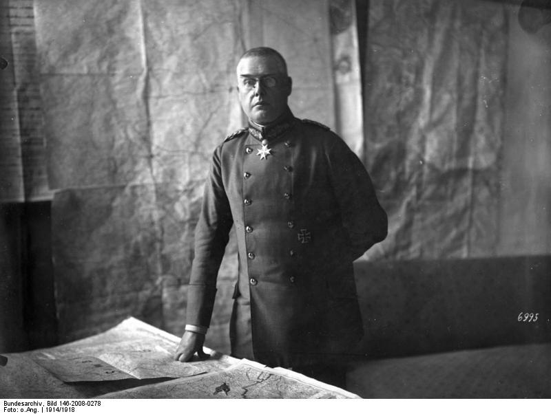 Max Hoffmann (Bundesarchiv)
