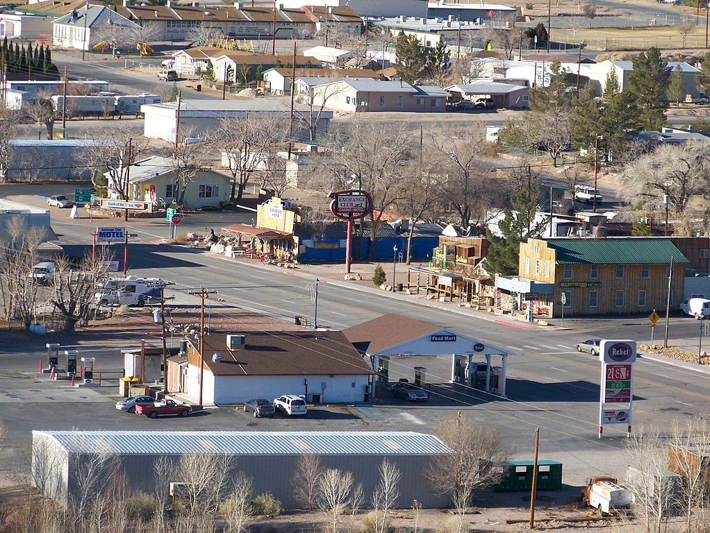 Beatty_NV_-_downtown