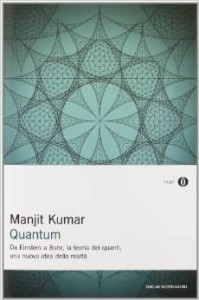 "Manjit Kumar ""Quantum"" Oscar Mondadori"
