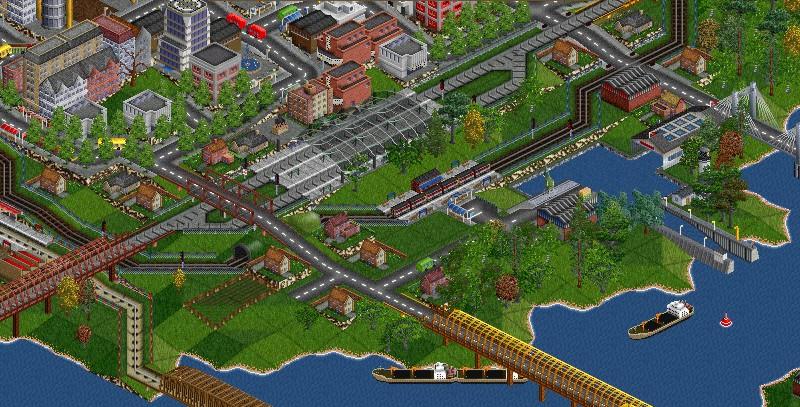Open-TTD-screenshot