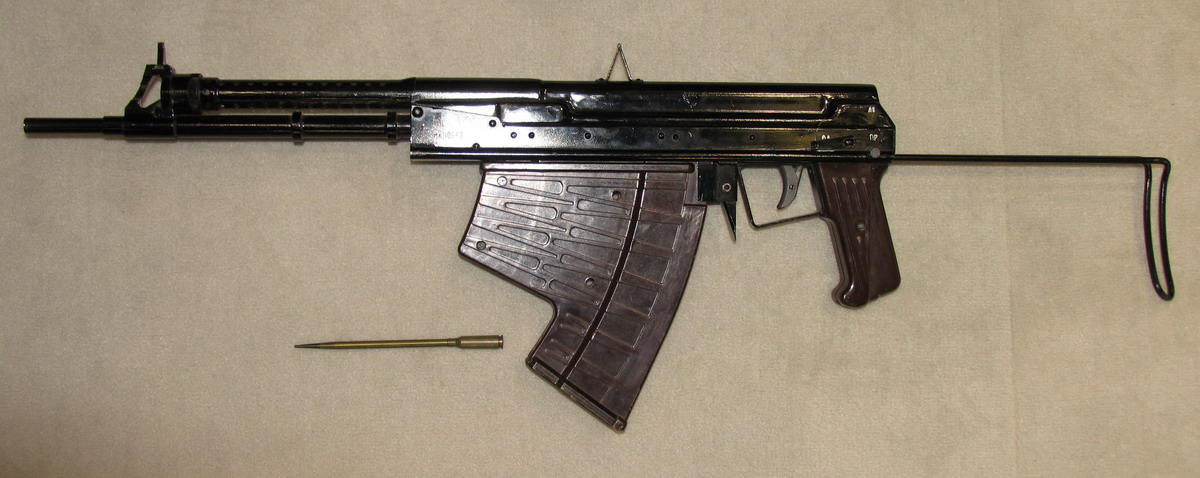 fucile d'assalto subacqueo APS (foto: R. Wilk CC-BY-SA 3.0)