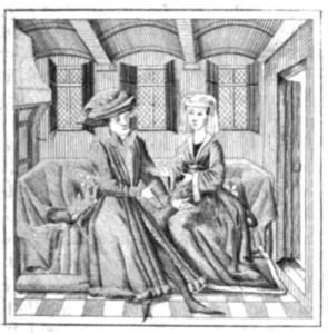 Ménagier de Paris, vol.1 pag.9