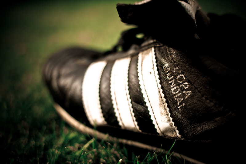 "Adidas mod. ""Copa Mundial"" - Niek Beck/Commons, 2009 [CC BY 2.0]"