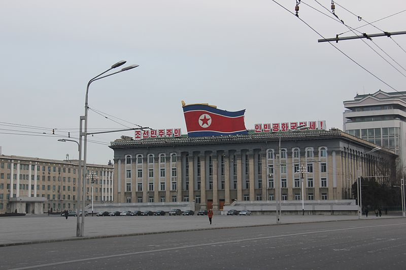 Kim Il Sung Square (Laika ac from USA/Commons CC BY-SA 2.0)