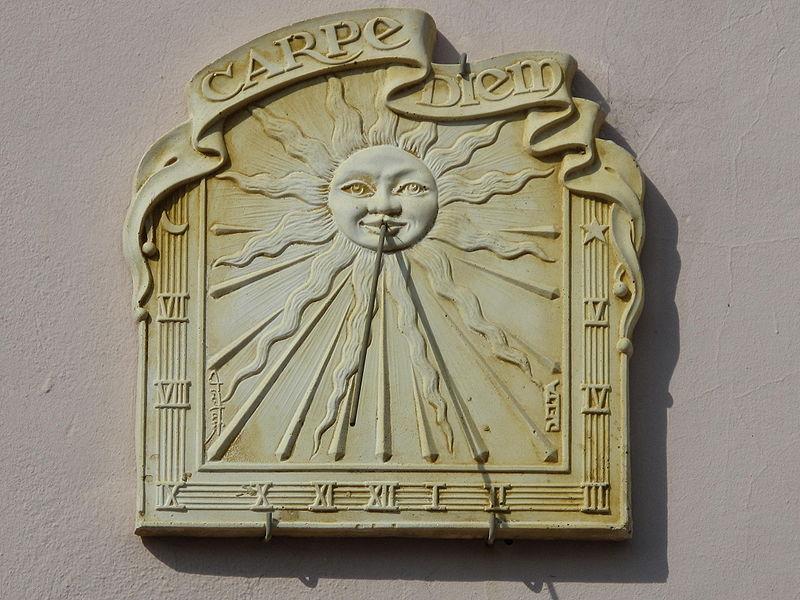 Carpe-Diem-sundial