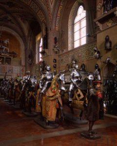 Museo Stibbert: Sala della Cavalcata