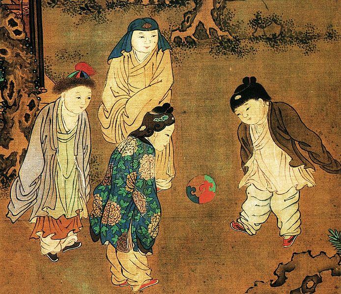 gioco del cuju, circa 1130-1160s d.C.