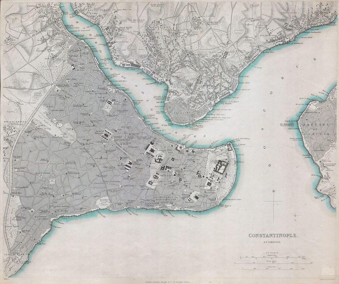 Istanbul, 1841