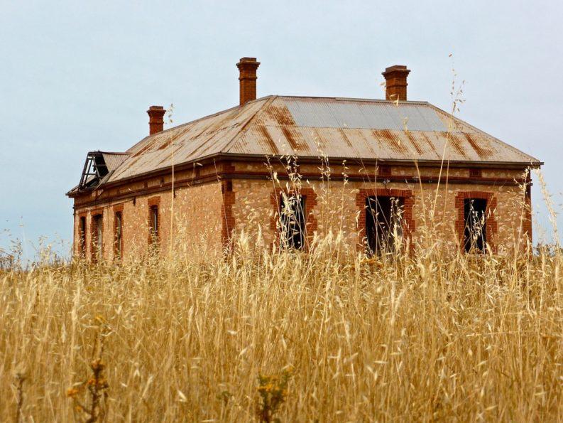 bicocca, casa abbandonata