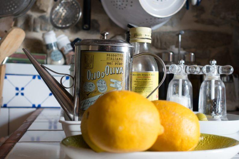 oliera e limoni