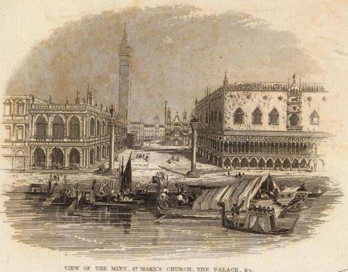 veduta di San Marco