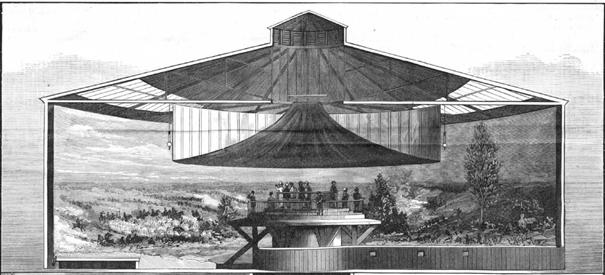 1886 Gettysburg Cyclorama (Brooklyn)