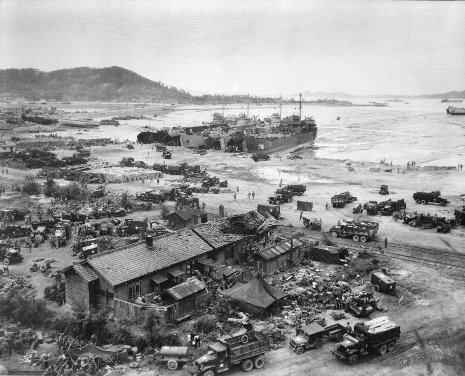 Sbarco di Inchon, 15 settembre 1950