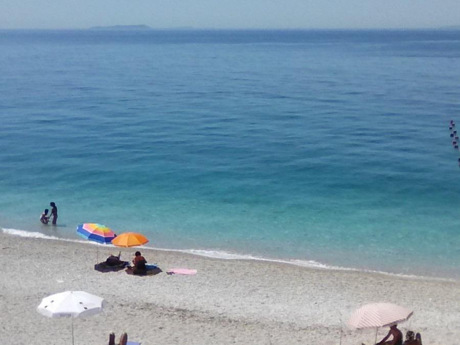 Spiaggia a Dhermi
