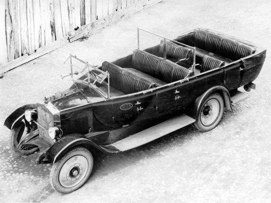 Fiat 603 torpedone