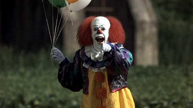 Tim Curry/Pennywise