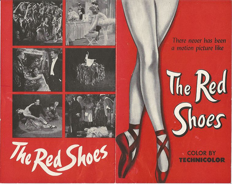 The Red Shoes 1948 (Ailina Dance Archives)