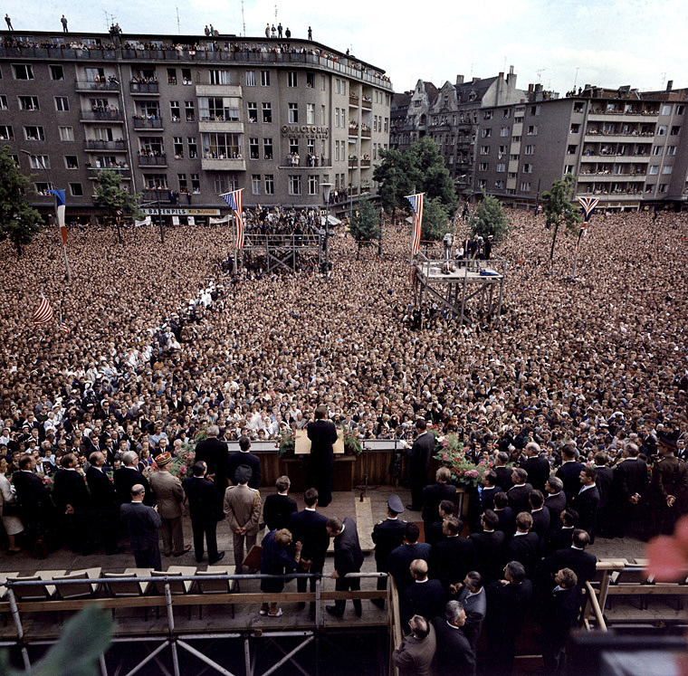 JFK a Berlino