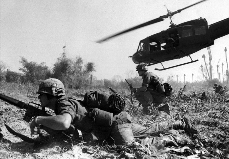 Battaglia di Ia Drang, Vietnam, 1965