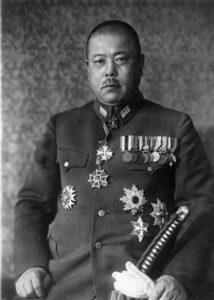 Il generale Tomoyuki Yamashita nel 1940