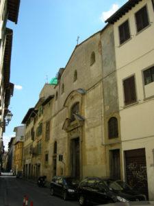 Oratorio dei Vanchetoni, Firenze