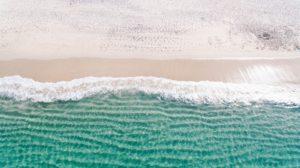 battigia sulla spiaggia