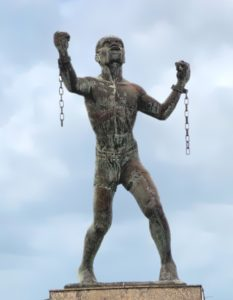 Bussa Emancipation Statue, Bridgetown