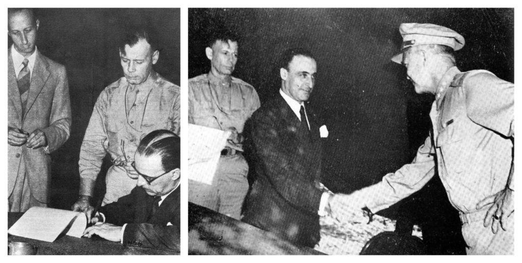 armistizio di Cassibile 3 settembre del 1943