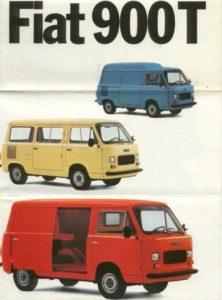 Fiat 900T (1976)