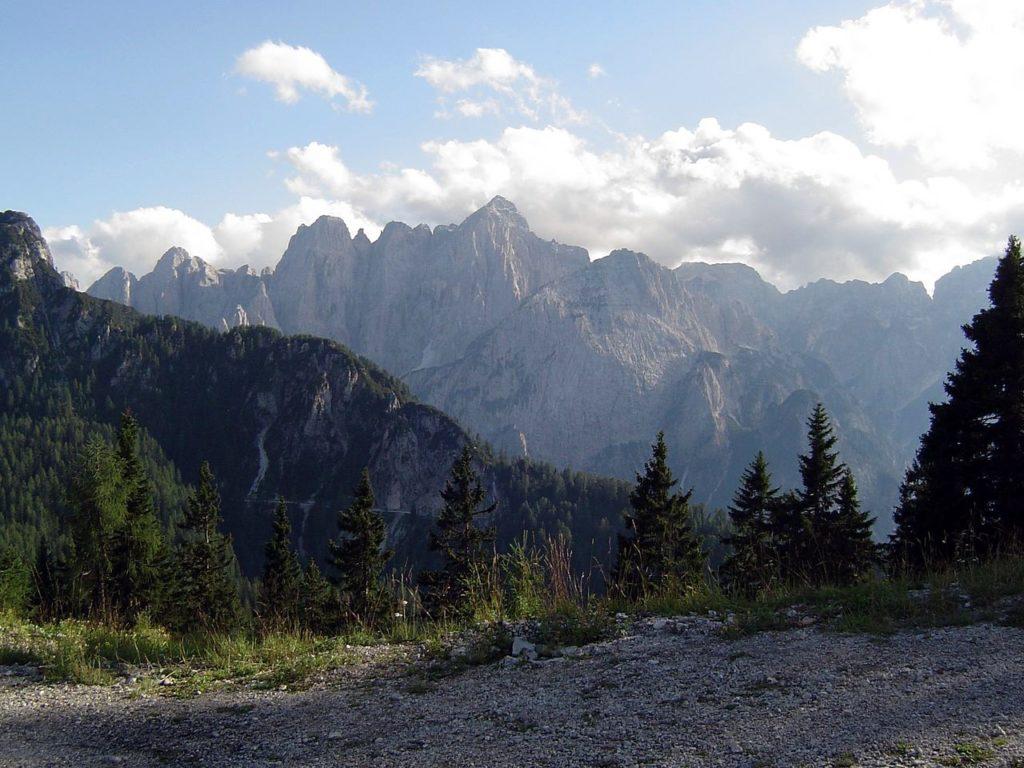 Massiccio dello Jôf Fuârt, Alpi Giulie