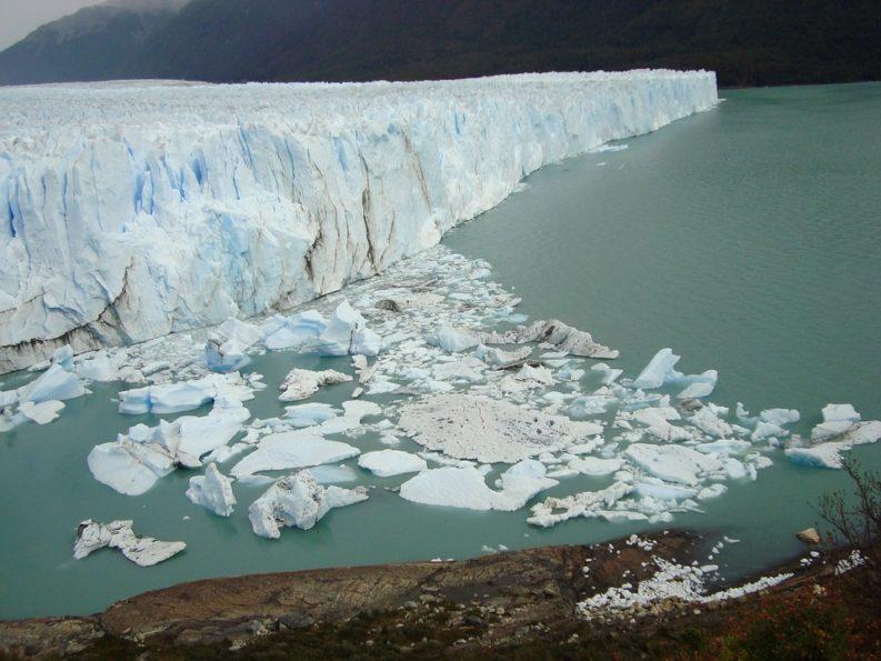 debacle scioglimento ghiaccio